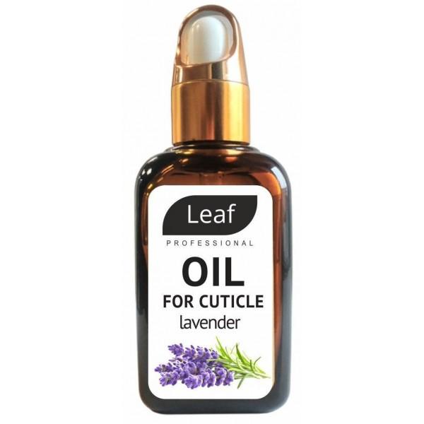 Масло для кутикулы Leaf Professional - 50 мл Лаванда