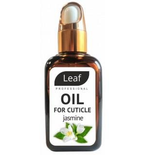 Масло для кутикулы Leaf Professional - 50 мл Жасмин