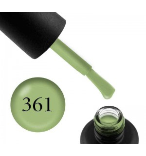 Гель-лак My Nail 9 мл №361, светло-оливковый