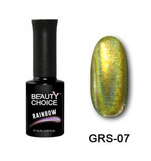 Гель-лак «Rainbow» GRS-07, 10 мл