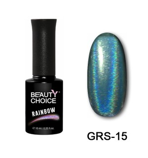 Гель-лак «Rainbow» GRS-15, 10 мл