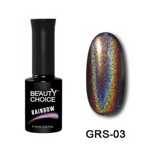 Гель-лак «Rainbow» GRS-03, 10 мл