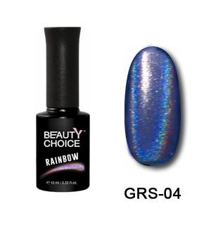 Гель-лак «Rainbow» GRS-04, 10 мл