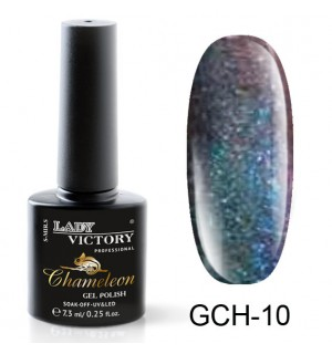 Гель-лак «Хамелеон» GCH-10