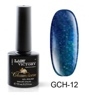 Гель-лак «Хамелеон» GCH-12