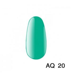 Гель-лак Kodi AQ20, AQUAMARINE. 8 мл