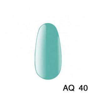 Гель-лак Kodi AQ40, AQUAMARINE. 8 мл