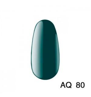 Гель-лак Kodi AQ80, AQUAMARINE. 8 мл