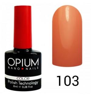 Гель-лак Opium №103, 8 мл