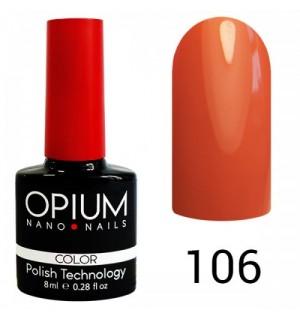 Гель-лак Opium №106, 8 мл