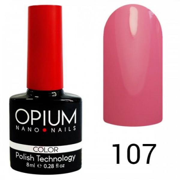 Гель-лак Opium №107, 8 мл
