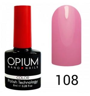 Гель-лак Opium №108, 8 мл