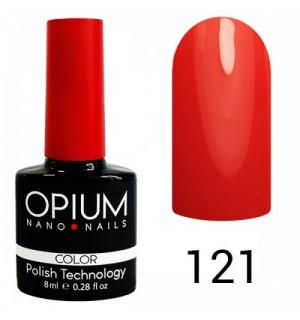 Гель-лак Opium №121, 8 мл
