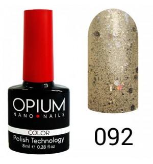 Гель-лак Opium №92, 8 мл