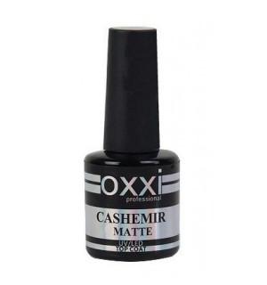Матовое покрытие OXXI MATTE TOP COAT CASHEMIR 8 мл.