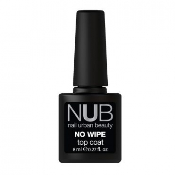 Топ без липкого слоя NUB NO WIPE TOP COAT 8 мл.