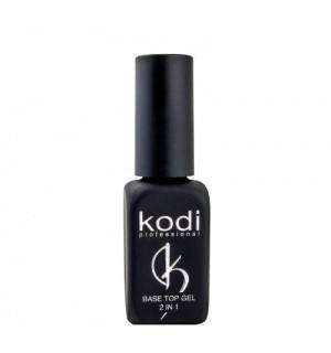 База/Топ для гель-лака Kodi Base/Top 2 в 1, 12 мл