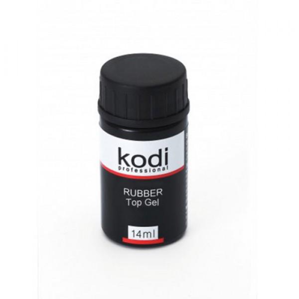 Топ каучуковый для гель-лака Kodi Rubber Top, 14 мл
