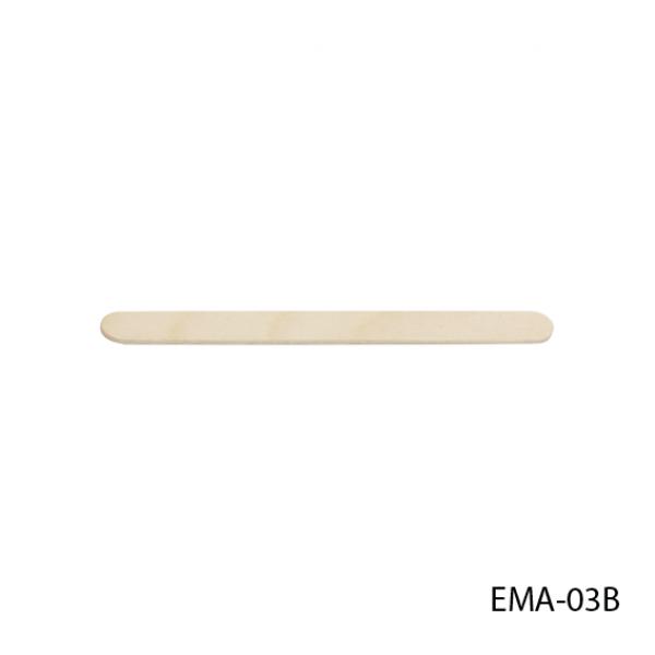 Палочки деревянные EMA-03B плоские для нанесения смолы