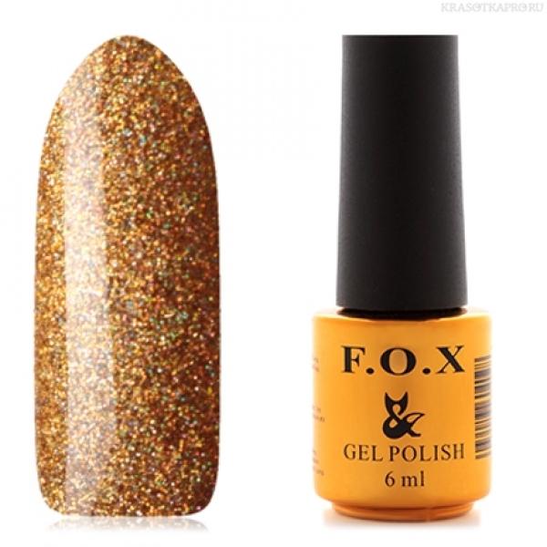 Гель-Лак F.O.X Pigment №110