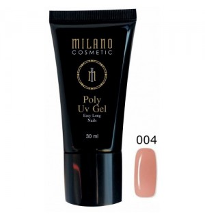 Полигель Milano Poly Gel № 004, 30 мл