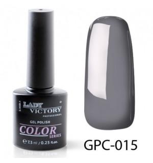 ГЕЛЬ-ЛАК LADY VICTORY GPC-015, 7.3 МЛ
