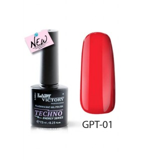 Флуоресцентный гель-лак GPT-01