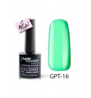 Флуоресцентный гель-лак GPT-16