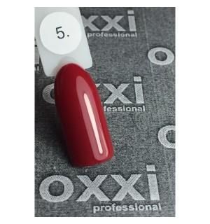 Гель-Лак Oxxi Professional 8 Мл. №005