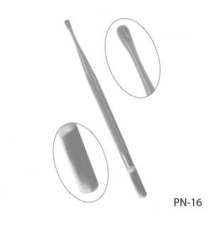 Пушер для кутикулы PN-16