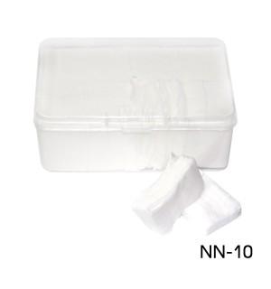 Безворсовые салфетки в контейнере NN-10