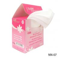 Салфетки для очистки ногтей, кистей NN-07