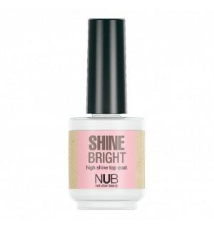 Закрепитель для блеска NUB Shine Bright, 15 мл