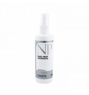 Подготовитель для ногтей Naomi Nail prep Multipurpose, 100 мл