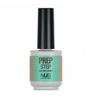 Подготовитель для ногтей NUB Prep Step, 15 мл