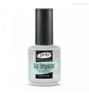 Обезжириватель для ногтей PNB Nail Dehydrator, 15 мл