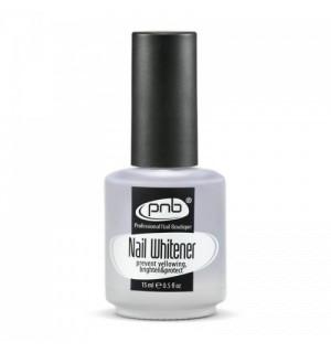 Средство для отбеливания ногтей PNB Nail Whitener, 15 мл