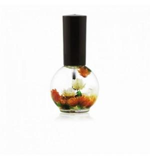 Масло цветочное для ногтей и кутикулы Naomi Апельсин, 15 мл