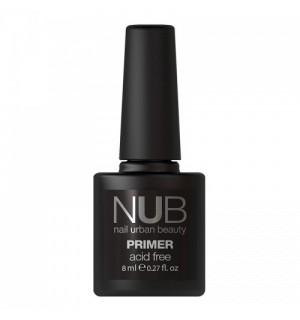 Праймер бескислотный NUB Primer Acid Free, 8 мл