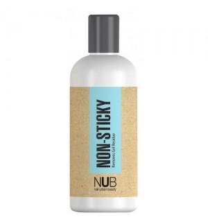 Жидкость для снятия липкого слоя NUB Non-Sticky, 250 мл