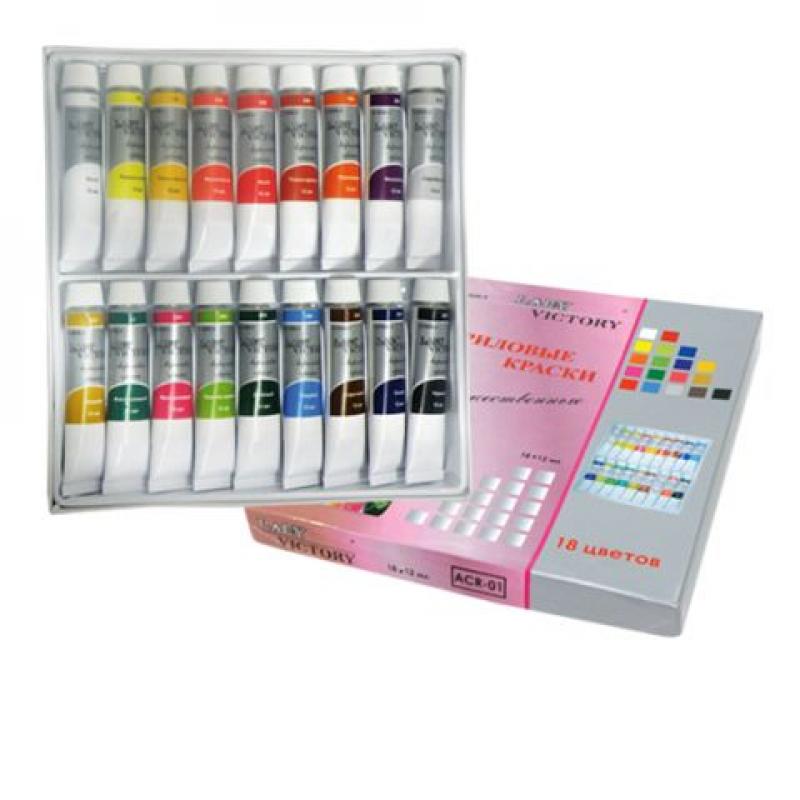 Акриловые краски для маникюра